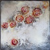 Rose Lamparter, rund