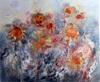 Rose Lamparter, Blumen