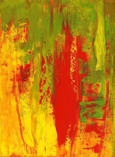 Roswitha Klotz, A summerdays delight, Abstract art, Modern Times