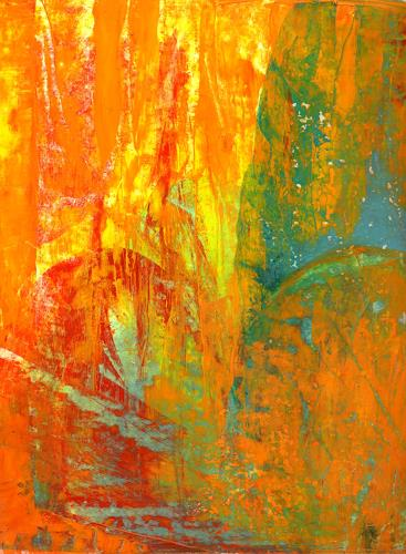 Roswitha Klotz, Exploding happiness, Abstract art, Abstract Art, Abstract Expressionism