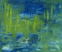 Roswitha-Klotz-Miscellaneous-Plants-Landscapes-Sea-Ocean-Modern-Age-Impressionism-Post-Impressionism