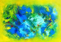 Roswitha-Klotz-Abstract-art-Nature-Modern-Age-Abstract-Art