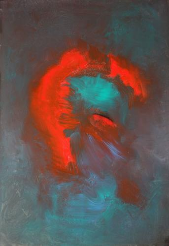 Roswitha Klotz, Emotion, Abstract art, Movement, Abstract Art, Abstract Expressionism