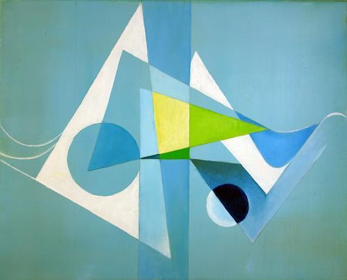 Roswitha Klotz, Kaleidoskop, Abstract art, Poetry, Concrete Art