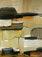 Ellen-Norgaard-Miscellaneous-Landscapes-Abstract-art-Modern-Age-Modern-Age