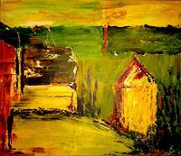 Ellen-Norgaard-Abstract-art-Times-Spring-Modern-Age-Modern-Age