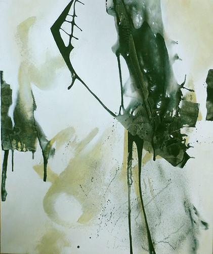 Gabriele Schmalfeldt, o.T., Abstract art, Nature: Miscellaneous, Contemporary Art, Abstract Expressionism