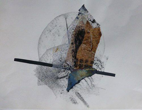 Gabriele Schmalfeldt, o.T., Poetry, Abstract art, Contemporary Art, Abstract Expressionism