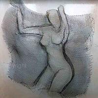 Gabriele-Schmalfeldt-People-Women-Miscellaneous-People-Contemporary-Art-Contemporary-Art