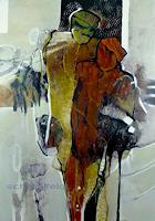 Gabriele-Schmalfeldt-Miscellaneous-People-Society-Modern-Age-Expressionism-Abstract-Expressionism