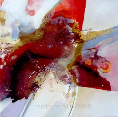 Gabriele Schmalfeldt, o.T., Abstract art, Poetry, Abstract Expressionism