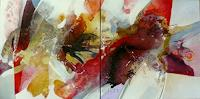 Gabriele-Schmalfeldt-Abstract-art-Poetry-Modern-Age-Expressionism-Abstract-Expressionism