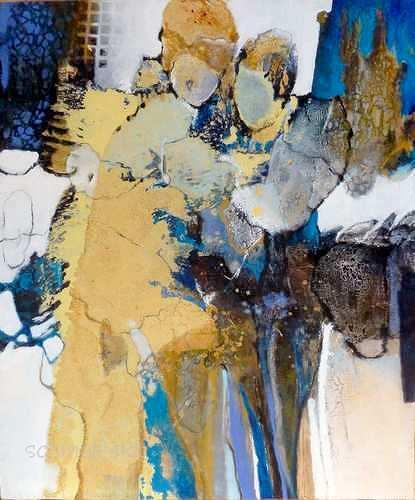 Gabriele Schmalfeldt, innig, People: Couples, Emotions: Love, Contemporary Art
