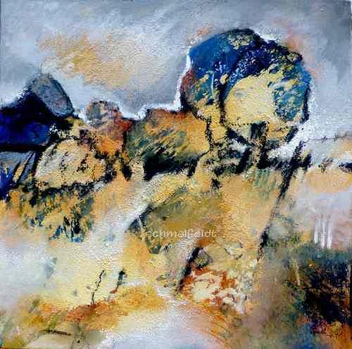 Gabriele Schmalfeldt, landscape, Landscapes, Nature: Miscellaneous, Contemporary Art