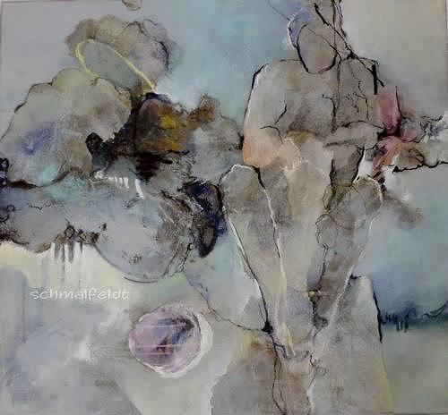 Gabriele Schmalfeldt, In der Stille, Abstract art, Miscellaneous People, Contemporary Art
