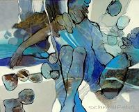 Gabriele-Schmalfeldt-People-Abstract-art-Modern-Age-Abstract-Art