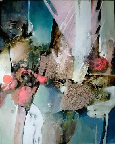 Gabriele Schmalfeldt, o.T. 03/20, Abstract art, Situations, Contemporary Art, Abstract Expressionism