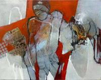 Gabriele-Schmalfeldt-Abstract-art-People-Contemporary-Art-Contemporary-Art