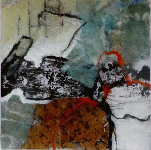 Gabriele Schmalfeldt, o.T. 24/20, Abstract art, Miscellaneous Landscapes, Abstract Art
