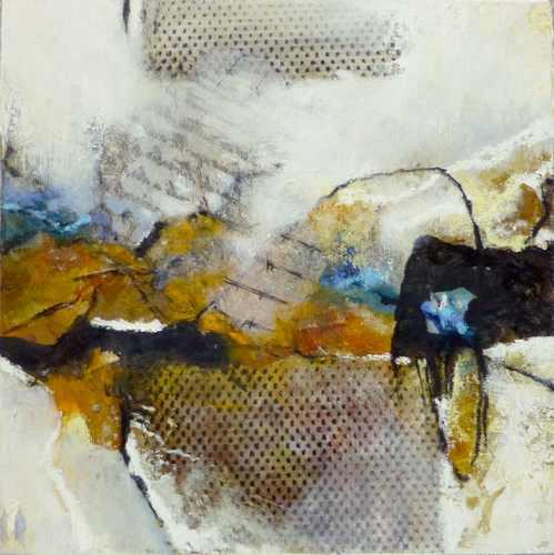 Gabriele Schmalfeldt, o.T. 26/20, Landscapes, Abstract art, Abstract Art, Expressionism