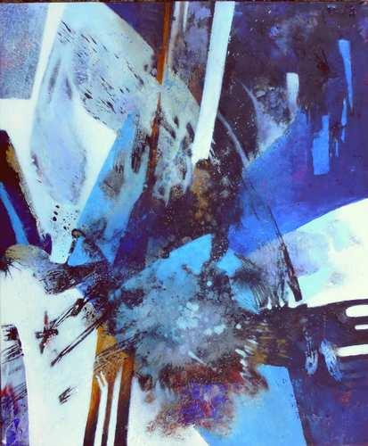 Gabriele Schmalfeldt, o.T. 28/20, Abstract art, Architecture, Abstract Art, Expressionism