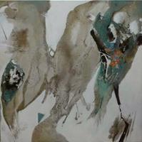 Gabriele-Schmalfeldt-Abstract-art-Music-Modern-Age-Abstract-Art-Non-Objectivism--Informel-
