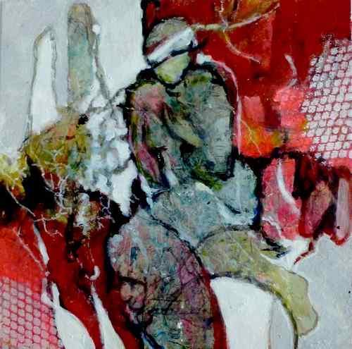 Gabriele Schmalfeldt, o.T. 35/20, Abstract art, Situations, Abstract Art