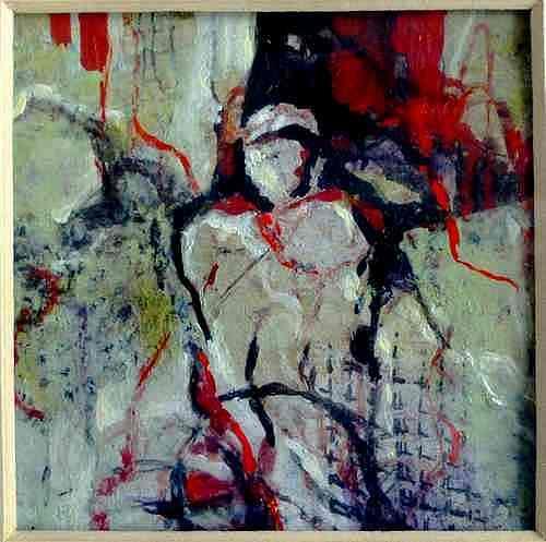 Gabriele Schmalfeldt, o.T. 36/20, Abstract art, Situations, Abstract Art