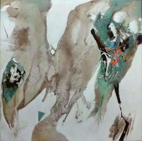 Gabriele Schmalfeldt, o.T., Abstract art, Miscellaneous, Abstract Art