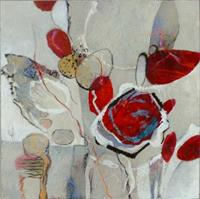 Gabriele-Schmalfeldt-Abstract-art-Miscellaneous-Plants-Contemporary-Art-Contemporary-Art