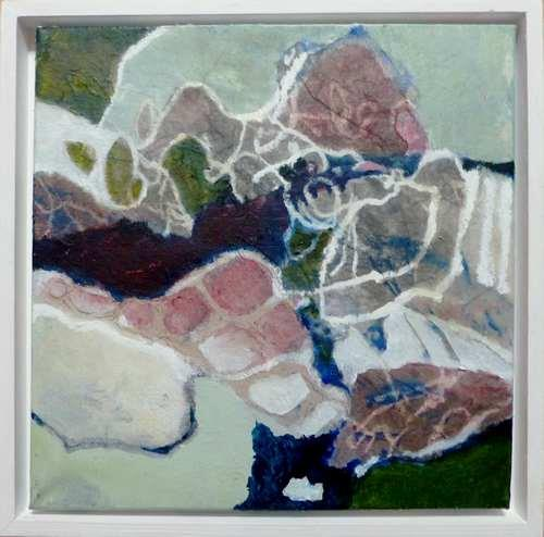 Gabriele Schmalfeldt, o.T. 41/20, Abstract art, Miscellaneous Landscapes, Abstract Expressionism