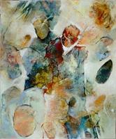 Gabriele-Schmalfeldt-Abstract-art-People-Couples-Contemporary-Art-Contemporary-Art