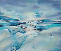 Gabriele-Schmalfeldt-Landscapes-Winter-Abstract-art-Contemporary-Art-Contemporary-Art
