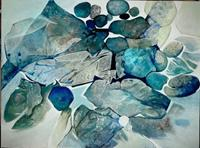 Gabriele-Schmalfeldt-Abstract-art-Nature-Water-Modern-Age-Abstract-Art