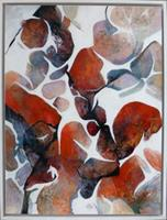 Gabriele-Schmalfeldt-Abstract-art-Miscellaneous-Plants-Modern-Age-Abstract-Art
