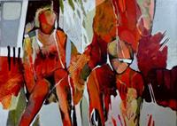 Gabriele-Schmalfeldt-Abstract-art-Situations-Modern-Age-Abstract-Art