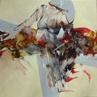 Gabriele-Schmalfeldt-People-Women-Emotions-Modern-Age-Abstract-Art