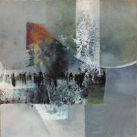 Gabriele-Schmalfeldt-Abstract-art-Miscellaneous-Landscapes-Modern-Age-Abstract-Art