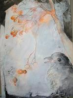 Andrea-Huber-Animals-Air-Still-life-Contemporary-Art-Neo-Expressionism