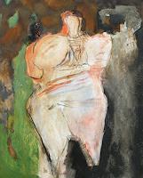 Andrea-Huber-Erotic-motifs-Female-nudes-People-Women-Contemporary-Art-Contemporary-Art