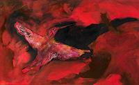 Andrea-Huber-Decorative-Art-Animals-Air-Contemporary-Art-Contemporary-Art