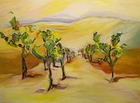 Andrea-Huber-Landscapes-Summer-Landscapes-Hills-Contemporary-Art-Contemporary-Art