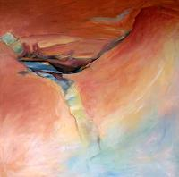 Andrea-Huber-Abstract-art-Landscapes-Hills-Contemporary-Art-Contemporary-Art