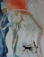 Andrea-Huber-Mythology-Miscellaneous-People-Contemporary-Art-Neo-Expressionism
