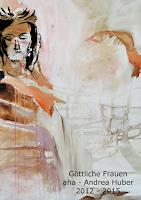 Andrea-Huber-Mythology-People-Women-Contemporary-Art-Neo-Expressionism