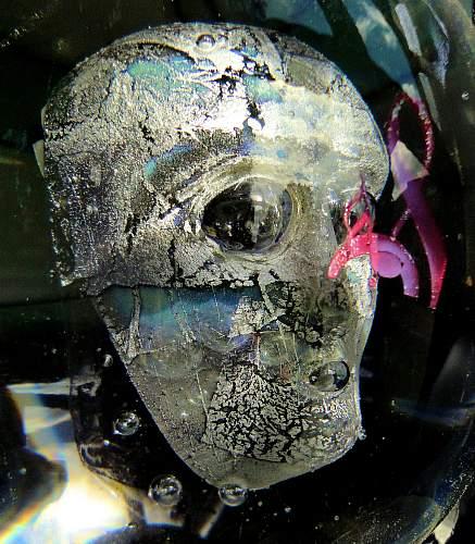 Keike Pelikan, Gesichtszüge anders, Abstract art, People: Faces, Abstract Art, Abstract Expressionism