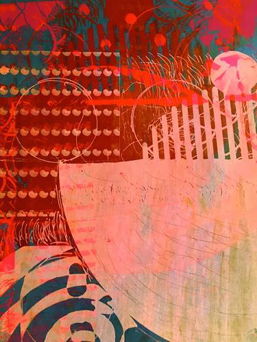 Anita Karolina Martinoli, N/T, Abstract art, Abstract Art, Abstract Expressionism