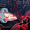 R. Horn, Fisch(e) im unterschiedlichen Zustand....