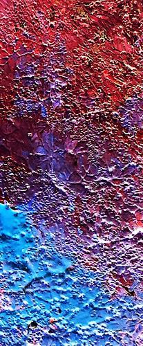 Renate Horn, Farbenspiel, Decorative Art, Fantasy, Contemporary Art, Expressionism