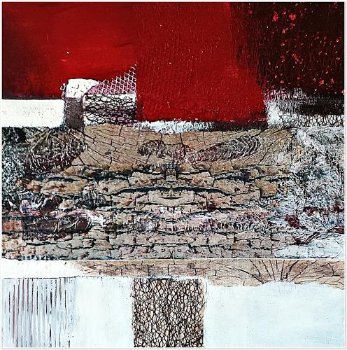 Renate Horn, N/T, Abstract art, Fantasy, Contemporary Art